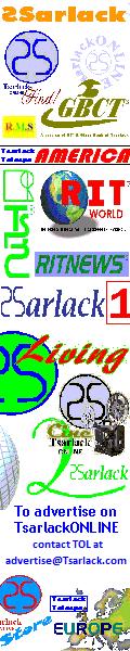 For the entire TsarlackONLINE Network visit www.Tsarlack.com