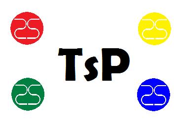 Flag of TsP