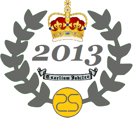 Celebrating the Tsarlium Jubilee and the Year of Tsarlianism 2013