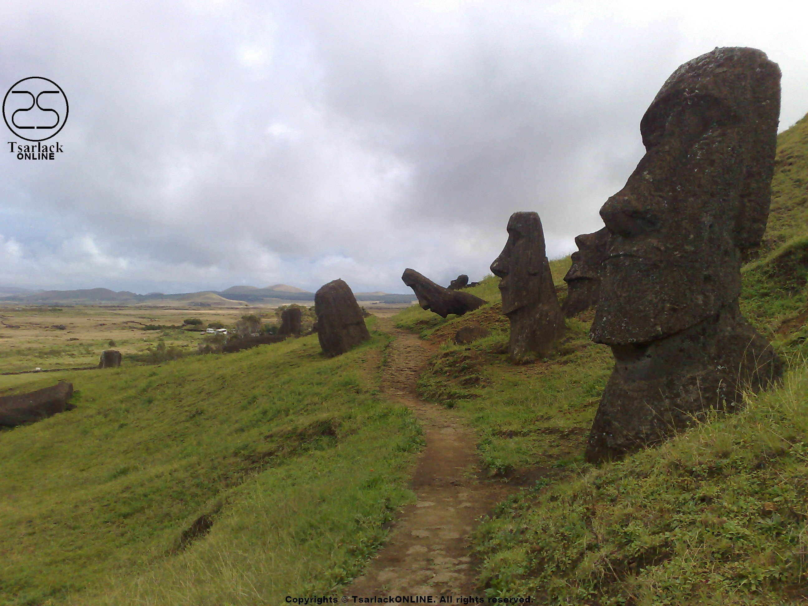 3 Days in Easter Island